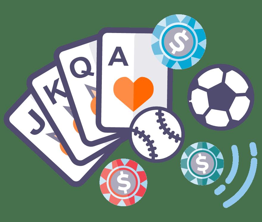 Los 16 mejores sitios de Casino de Sports Betting en línea en México