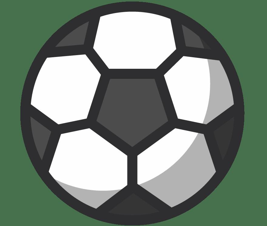 Los 36 mejores sitios de Casino de Apuestas de fútbol en línea en México