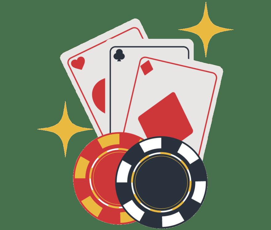 Los 137 mejores sitios de Casino de Veintiuna en línea en México
