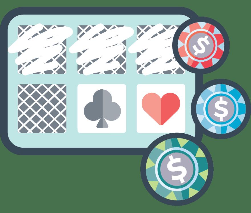 Los 51 mejores sitios de Casino de Tarjetas rasca y gana en línea en México