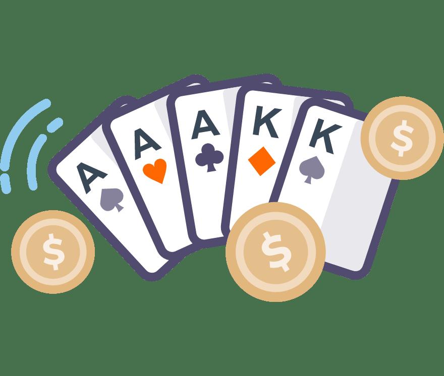 Los 106 mejores sitios de Casino de Póker en línea en México