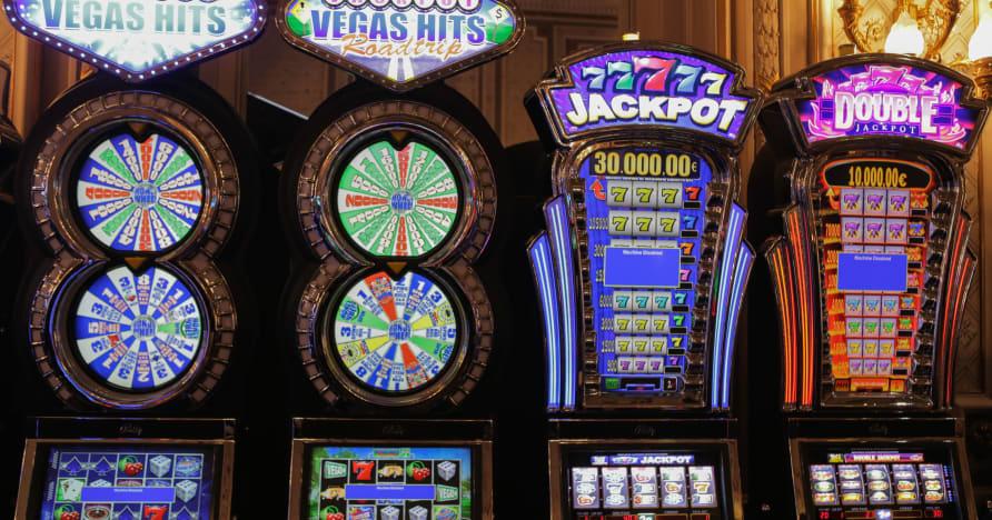 Juegos de tragamonedas que aumentan la fortuna