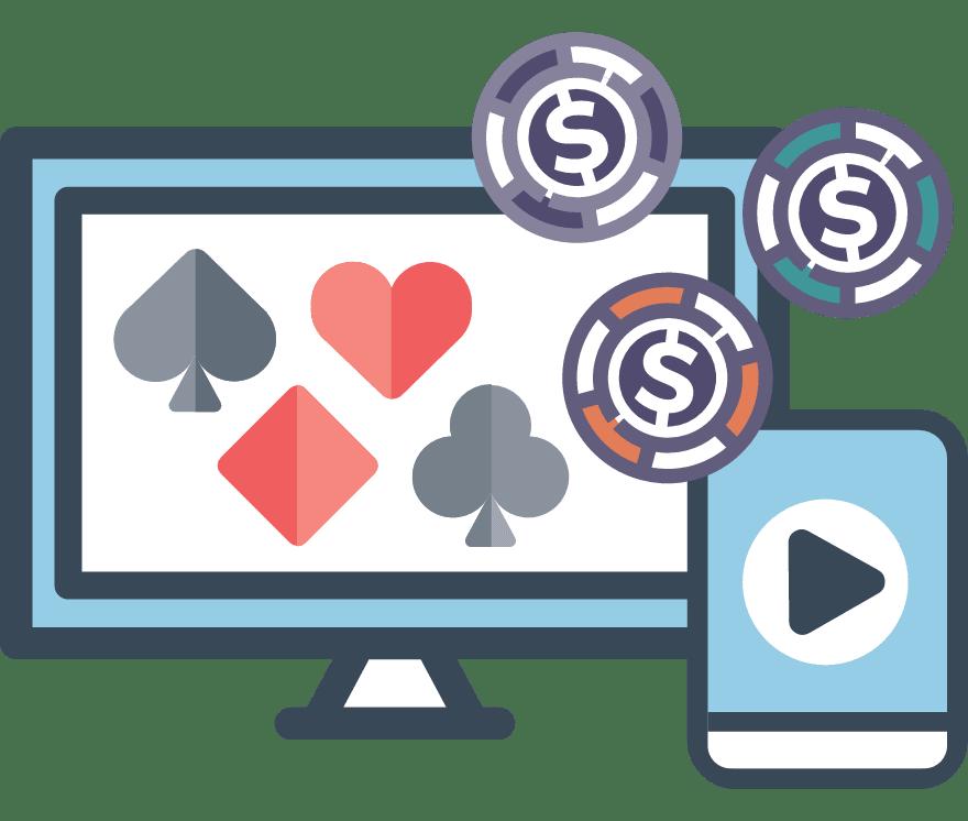Los 72 mejores sitios de Casino de Vídeo póker en línea en México