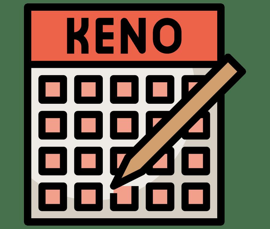 Los 44 mejores sitios de Casino de Keno en línea en México