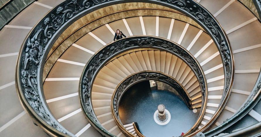 Ruleta en línea: estrategia ganadora de la ruleta Fibonacci