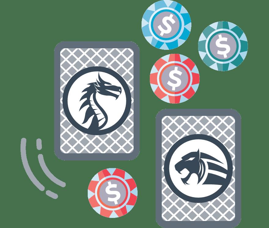 Los 55 mejores sitios de Casino de Dragón Tigre en línea en México
