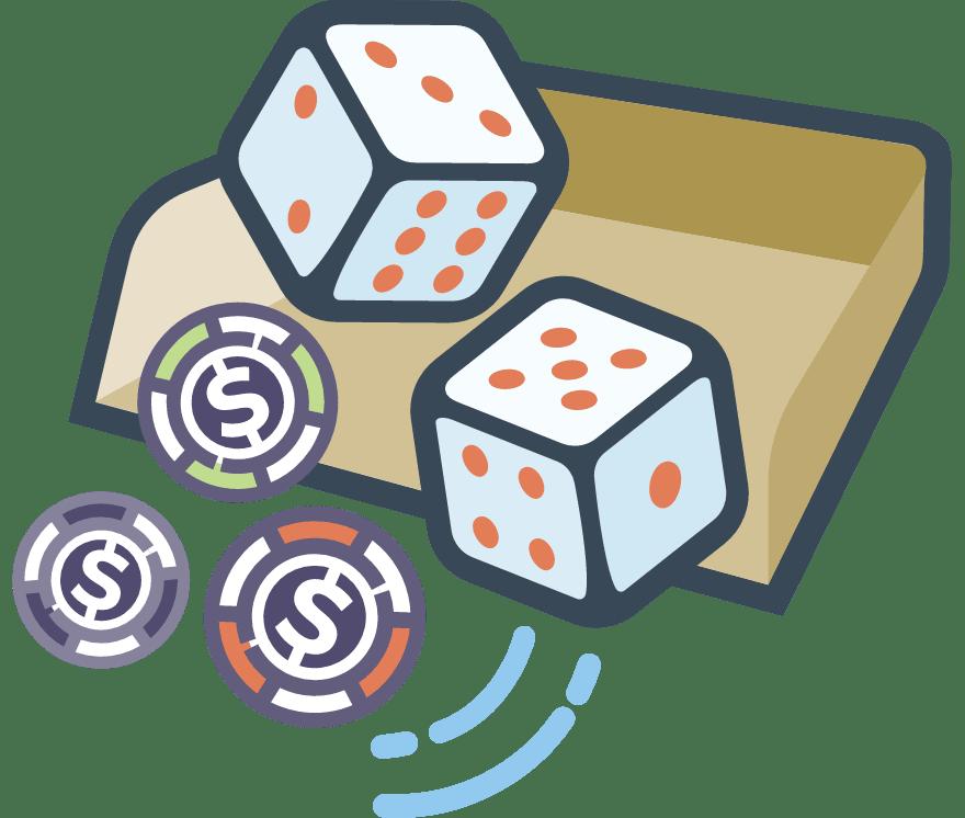 Los 48 mejores sitios de Casino de Dados en línea en México