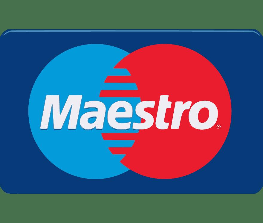 Los mejores casinos en línea Maestro en México
