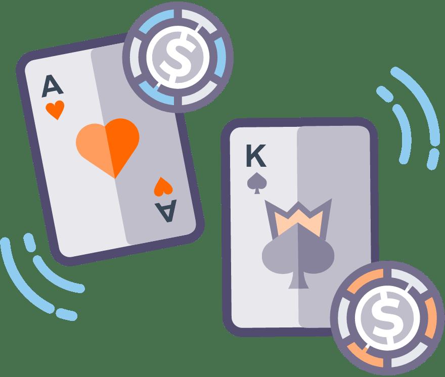 Los 10 mejores sitios de Casino de Guerra de casino en línea en México